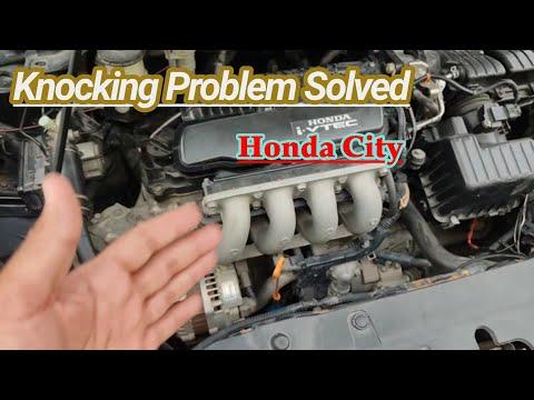 car knocking problem