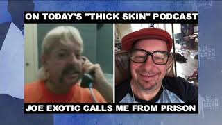 How Jeff Ross Pulled Off His Joe Exotic Tiger King April Fool's Prank | The Rich Eisen Show | 4/3/20