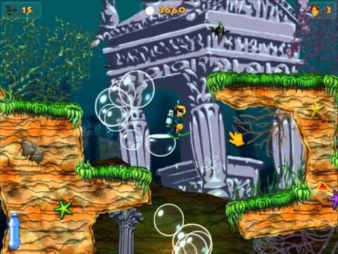 Subsea Relic gameplay  level 2