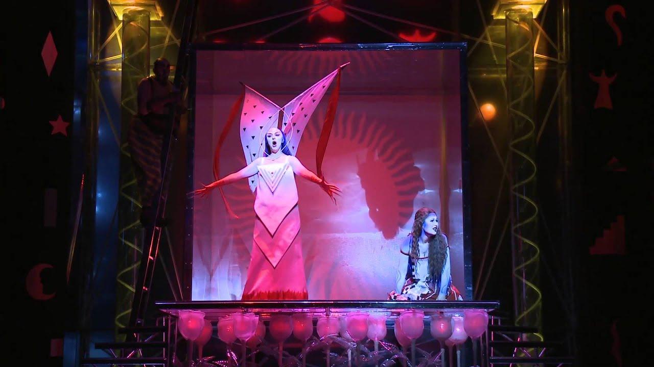 Queen of night magic flute