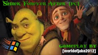 Shrek Forever After (PC) Gameplay