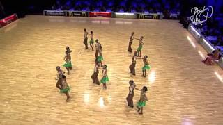 Moon Dance, MGL | 2014 World Formation Latin | DanceSport Total