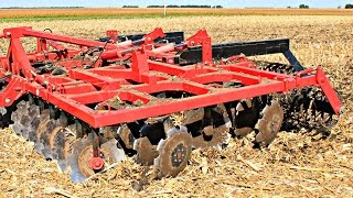 Ukraine Made 4 Disc Mulcher Demo'd in Illinois