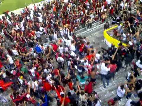 La 51 vs Policias 13/11/10 Atlas vs Tigres