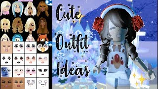 ❄️5 CUTE OUTFIT IDEAS❄️| PART 5 | Roblox Royale High