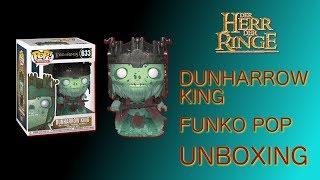 Der Herr der Ringe - Dunharrow King - Funko Pop UNBOXING