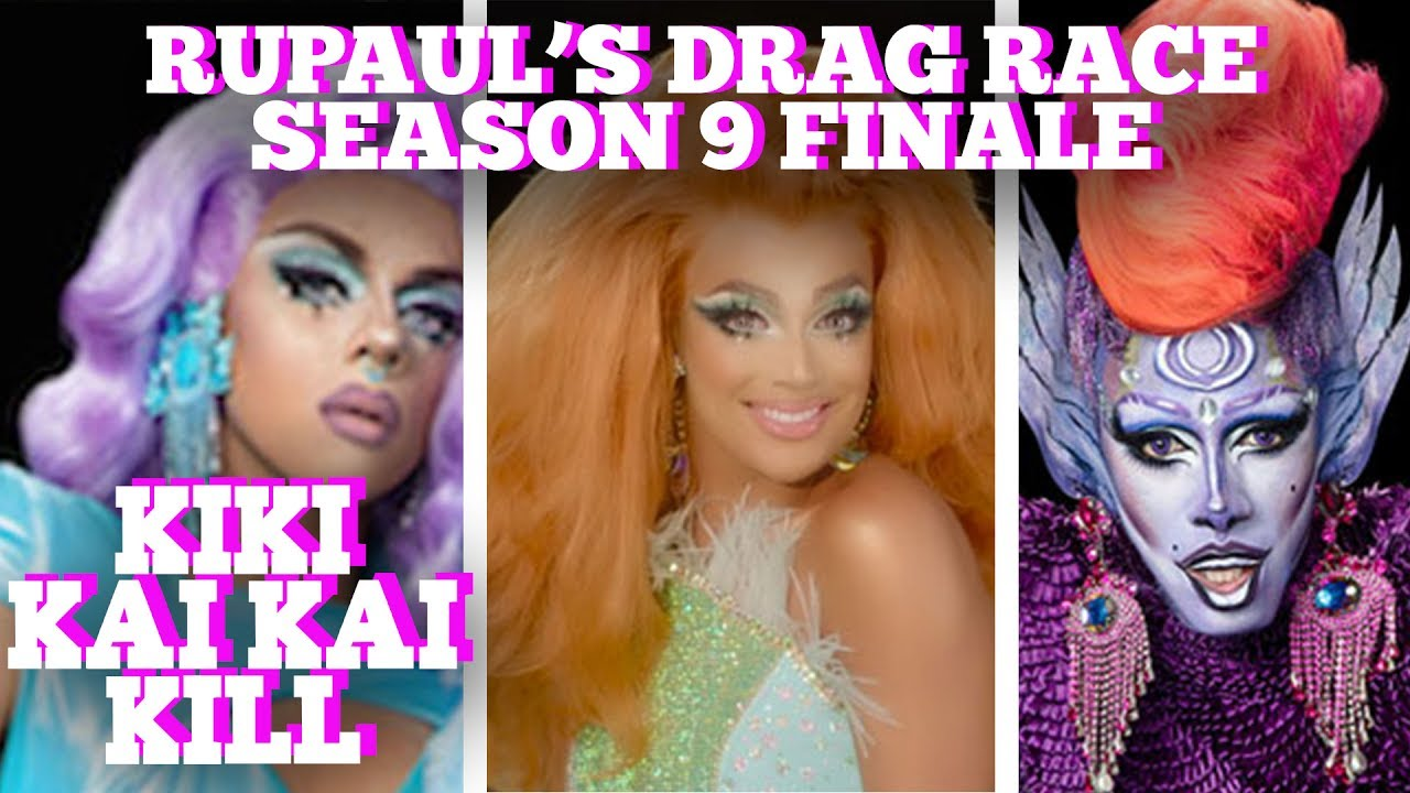 watch rupaul season 9 finale