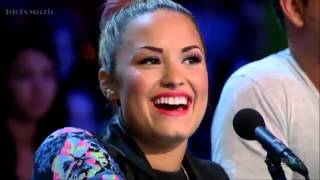 The X Factor USA 2012 - Arin Ray's Audition