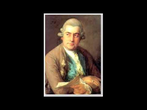 J.C.Bach: Sinfonia Concertante - Gazzelloni/Cantore/Mozzato/Selmi - Rai Roma - Freccia (1960)