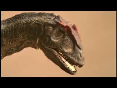 Big Al's Death - Walking With Dinosaurs Ballad Of Big Al - BBC