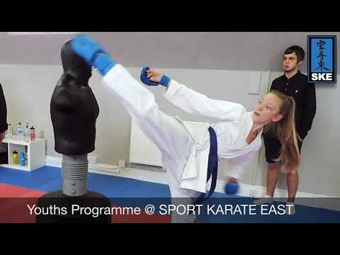 Youth Programme @ SPORT KARATE EAST
