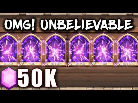 Castle Clash : Unbelievable 50k F2p Gems Rolling | How Is It Possible!