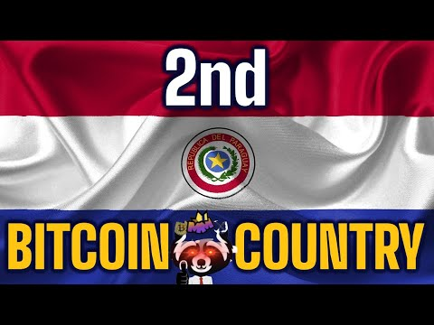 BITCOIN HODLERS WILL NOW HORD DUE TO THIS NEWS PARAGUAY IS 2nd COUNTRY BUT YOU SHOULD KNOW THE RISKS