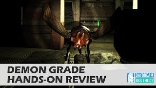 Free Loco FPS - Demon Grade for Daydream VR Hands-On Review