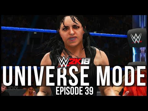 WWE 2K18 | Universe Mode - 'BOTCHED DISTRACTION?!' | #39