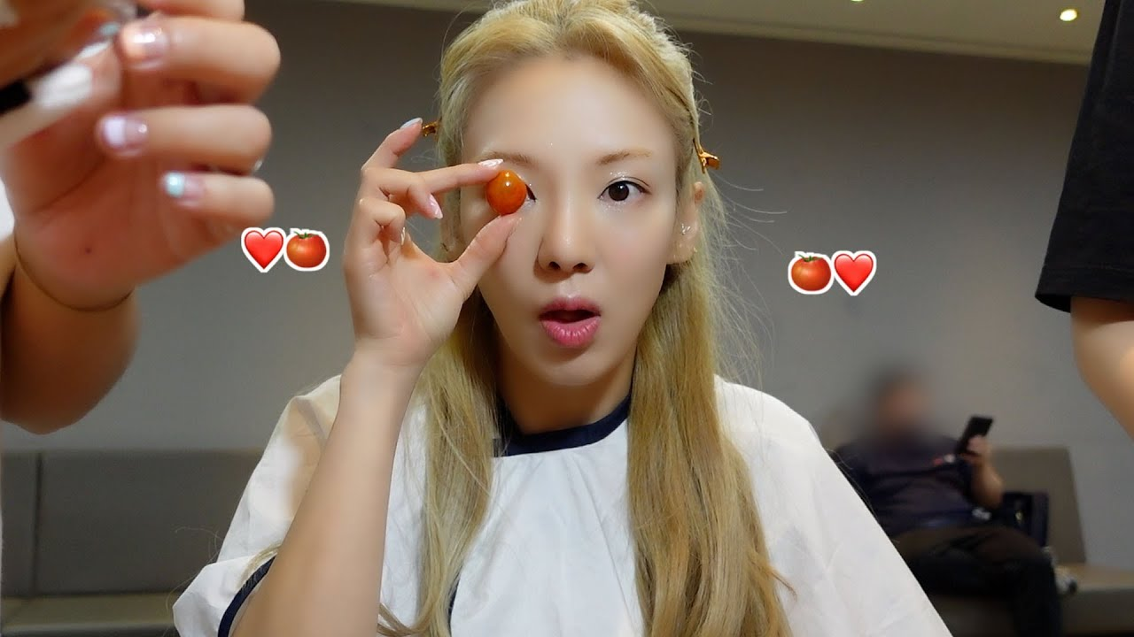 스으으을쩍 가서👻 빼애애앰💘  l 효연 (HYO) 'Second (Feat. 비비 (BIBI))' 음악방송 Behind