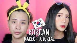 Hướng Dẫn Makeup Phong Cách Hàn Quốc Cực Đơn Giản - [KOREAN MAKEUP TUTORIAL] - Ty Lê