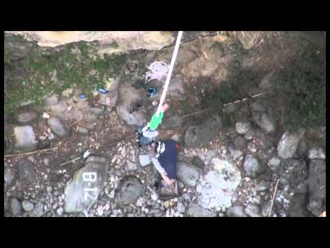 Bungee jump- third person view!