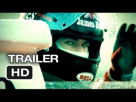 Rush International TRAILER 1 (2013) - Chris Hemsworth, Ron Howard Racing Movie HD streaming vf