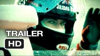 Rush International TRAILER 1 (2013) - Chris Hemsworth, Ron Howard Racing Movie HD