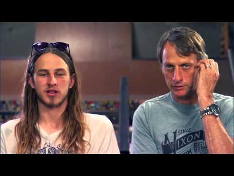 Tony and Riley Hawk: Evolution of Skate - ESPN X Games