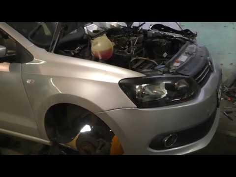 Замена гидрокомпенсаторов Volkswagen Polo седан V 1.6