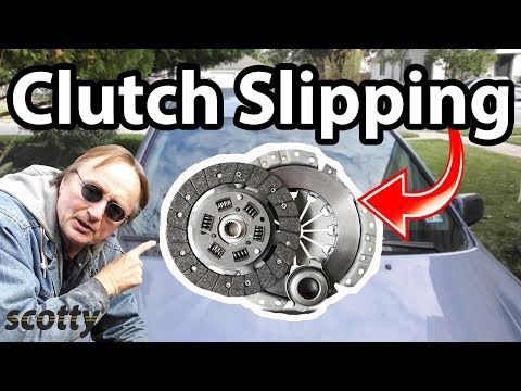 How to Fix a Slipping Clutch in Your Car (Clutch Replacement)