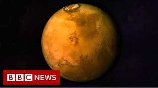 How long does it take to get to Mars? - BBC News