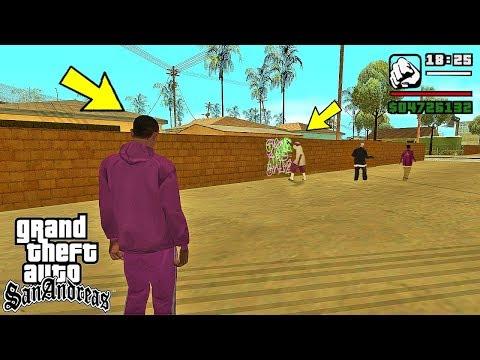 Что будет, если Сиджей вступит в Баллас в GTA San Andreas?