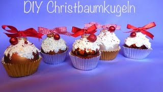 DIY Christbaumkugel-Cupcakes Thumbnail