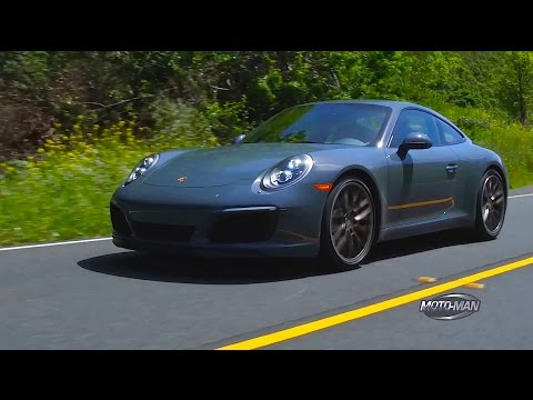 2017 Porsche 911 Carrera & 911 Carrera S - 991.2 – FIRST DRIVE REVIEW (2 of 3)