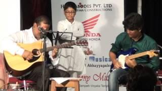 thakita thadimi ilayaraja song from saagara sangamam perform by t srinivasa rao harmony musicals