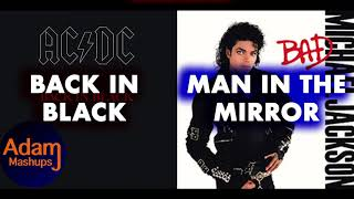 Black Mirror [MASHUP] ACDC vs. Michael Jackson