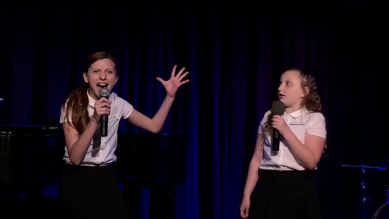 you and me but mostly me- Book of Mormon cover- Kaylin and Emalyn hedges
