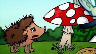 Профессор Почемушкин - Развивающий мультфильм для детей –Почему некоторые грибы называют ядовитыми?