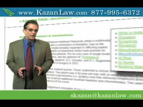 Asbestosis Lawyers Oakland Asbestos and Mesothelioma