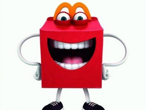 mcdonald s criticized new happy meal mascot