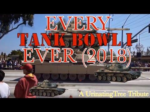 UrinatingTree - Every Tank Bowl Compilation (2018)