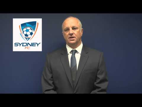 Graham Arnold's First Interview As Head Coach