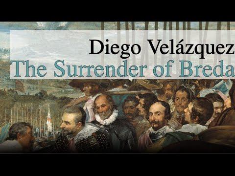 Velázquez's The Surrender of Breda  5-minute lesson
