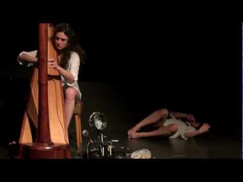 FIM - SALVI SALVI  Tanzperformance mit Diane Gemsch und Linda Vogel