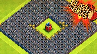 "Clash of Clans - ""AIR SWEEPER TROPHY PUSH BASE!"" NEW Beast Trophy Pushing Base With New Air Sweeper!"