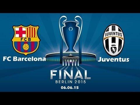 Превью финал Лиги Чемпионов Барселона - Ювентус (06.06.2015)
