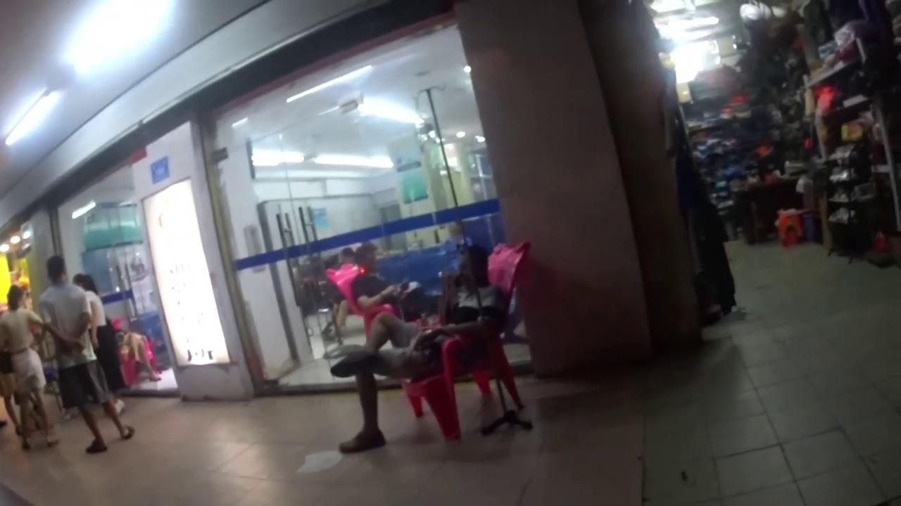 Уличная медицина в Китае.