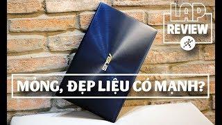 Đánh giá Laptop Asus Zenbook 14 UX433: Máy tính doanh nhân vẫn chơi mượt Fifa Online 4!