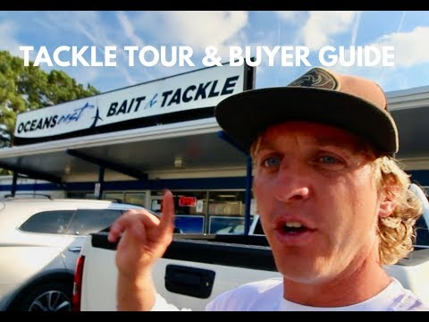 INSHORE SALTWATER FISHING TACKLE TIPS And GUIDE Ft. HOW TO