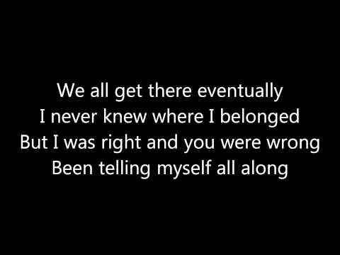 Jess Glynne ~ Dont be so hard on yourself Lyrics