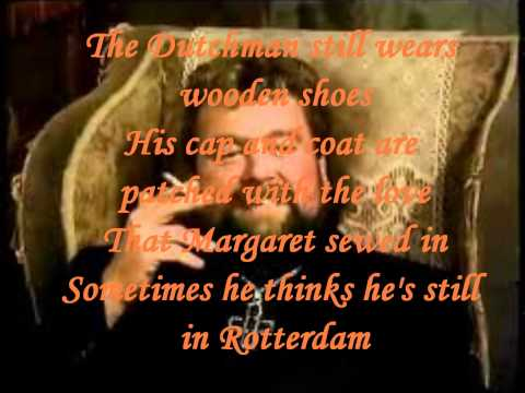 BRENDAN GRACE - THE DUTCHMAN ( LYRICS ) VINYL 1987