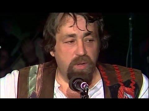 Cornelis Vreeswijk med balladen om Don Quixote