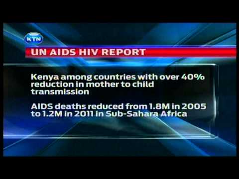News:UN HIV AIDS report